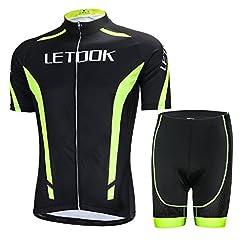 Letook Body Tuta Ciclismo