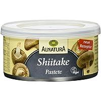 Alnatura Bio Pastete Shiitake, vegan. 1 x 125 g)