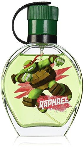 Marmol & Son Teenage Mutant Ninja Turtles EDT Spray, Raphael, 3.4 Ounce by Marmol & Son