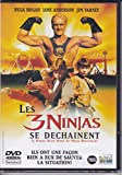 3 NINJAS - MEGA MOUNTAIN MISSION (High Noon at Mega Mountain) - DEUTSCHE TONSPUR