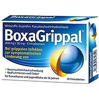 BOXAGRIPPAL FILMTABL 200MG/30MG (20 ST) preisvergleich bei billige-tabletten.eu