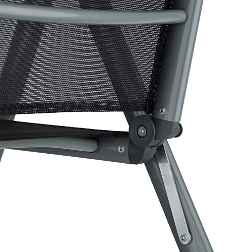 TecTake Aluminium Sitzgarnitur 4+1 - 7