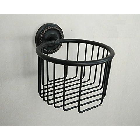 Moderno/bagno moderno rustico accessorio porta-carta