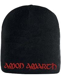 Amon Amarth Thor's Hammer Beanie schwarz Standard