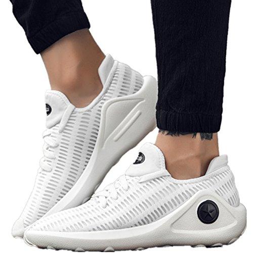 Bbdsj Scarpe Scarpe Casual Maschile Mens Running Shoes Mesh Traspirante Scarpe Scarpe Sport Scarpe Casual.Più colori. B
