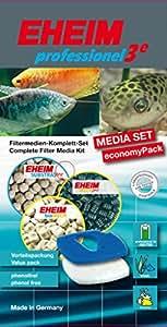 Eheim - 2520780 - Set de masses filtrantes pro - Modèles 450 / 700 / 600T