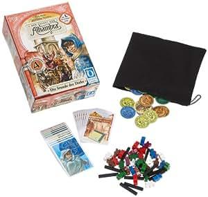 Queen Games 6032 - Der Palast von Alhambra - 3. Erweiterung: Die Stunde der Diebe
