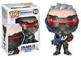 Funko - Figurine Overwatch - Soldier : 76 Pop 10cm - 0849803093037