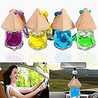 Moppi Ornamenti di profumo d'auto a forma di diamante di