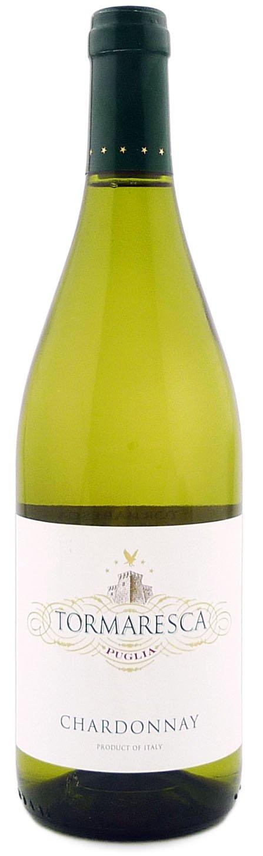 Tormaresca - Vino Chardonnay - 1 Bottiglia da 750 ml