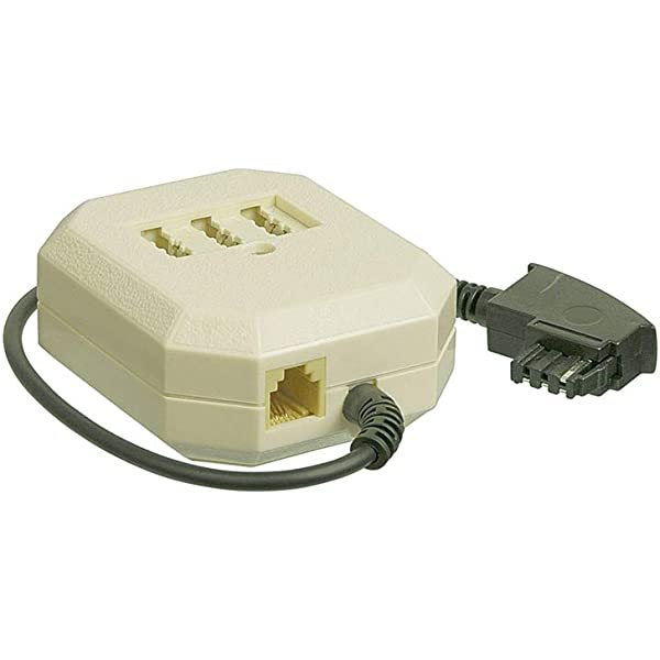 Goobay 50281 Tae F Nff Verlängerungsbox Elektronik