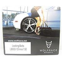 Locking Wheel Bolts - Mercedes Benz E Class, S Class, SL Class, SLK