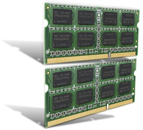 ANTARRIS 8Gb 2X 4Gb Ram Toshiba Satellite Pro L450 L500 L550 (Toshiba Satellite Ram 4gb)