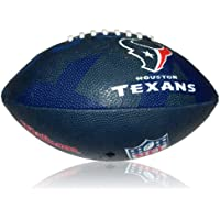 Wilson Football NFL Junior Houston Texans Logo, Mehrfarbig, 5, WL0206734040
