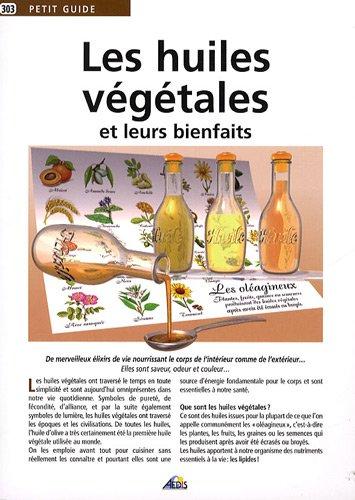 Télécharger Les huiles végétales PDF Livre eBook France
