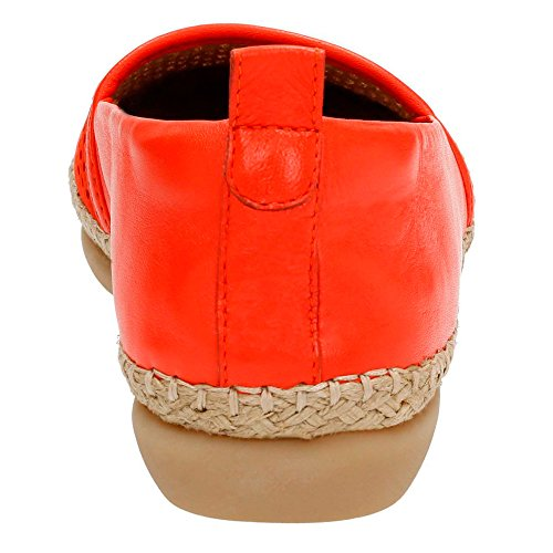 Clarks , Ballerines pour femme Grenadine Leather Grenadine Leather