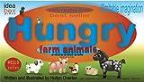 Hungry Farm Animals: Moo! Baa! Woof! (English Edition)