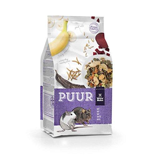 WITTE MOLEN Friandise Puur - Pour rat - 800g