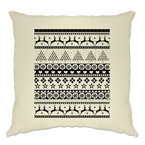 Natale fodera per cuscino tradizionale xmas jumper