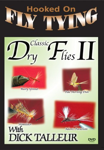 Hooked on Fly Tying - Classic Dry Flies II w/ Dick Talleur -