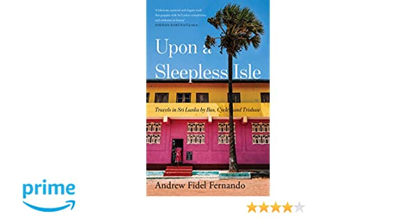Buy Upon a Sleepless Isle Book Online at Low Prices in India