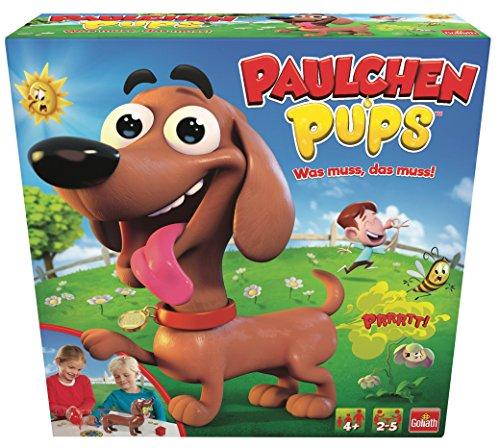 Goliath Juego Mesa niños Paulchen Pups 30685, divertirse