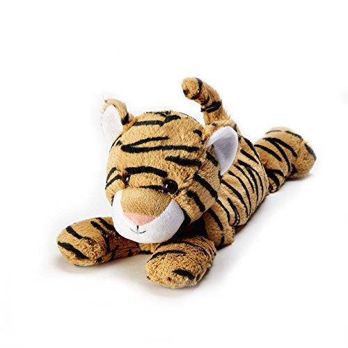 Warmies, peluche di tigre profumata alla lavanda, adatta al microonde