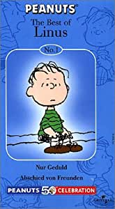 Peanuts - The Best of Linus 1 [VHS]