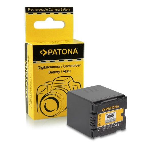 Akku / Batterie wie CGA-DU21 für Panasonic NV-GS10 | NV-GS17 | NV-GS21...