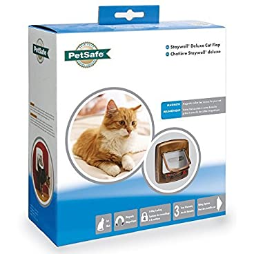 PetSafe Staywell Deluxe Magnetic Cat Flap