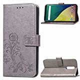 Wiko View XL (5.99 Inch) Case, Premium Wallet Case With