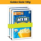 #5: ACT II Popcorn IPC Golden Sizzle Combo Pack, 60g (Pack of 3)