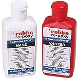 ROBBE RO-POXY 5 Minuten EPOXYDHARZKLEBER 200G