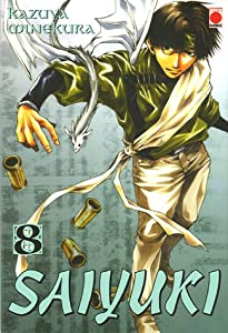 Saiyuki Edition simple Tome 8