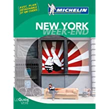 Le Guide Vert Week-end New York Michelin
