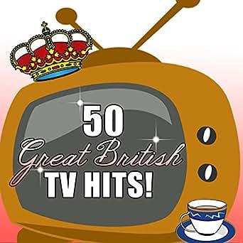 50 Great British TV Hits!