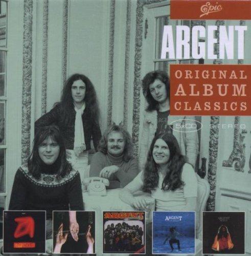 Argent Original Album Classics Box set, Import Edition by Argent (2009) Audio CD - Argent Music Box
