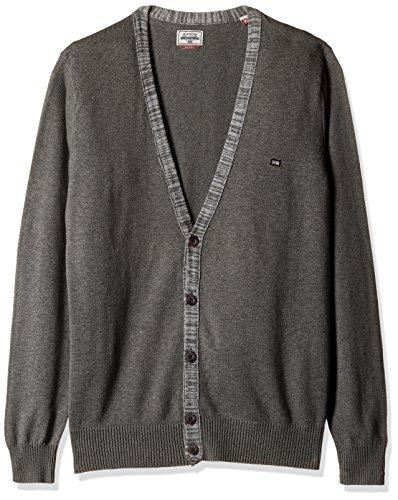 Arrow Sports Men's V-neck Cotton Sweater