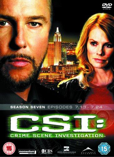 Crime Scene Investigation - Season 7 - Part 2