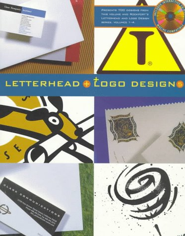 Letterhead and Logo Designs: v.5: Creating the Corporate Image: Vol 5