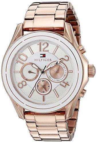 Tommy Hilfiger Damas Analog Business Cuarzo: Batería Reloj 1781650