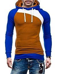 BOLF – Sweat-shirt à capuche – Pull de sport - STX JACK – Homme