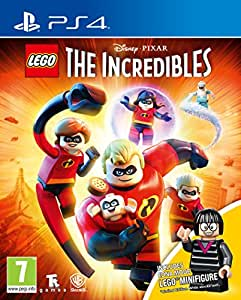 LEGO The Incredibles Mini Figure Edition (PS4)
