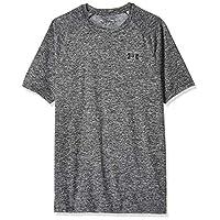 Under Armour Men's UA Tech 2.0 Ss T-Shirt, Black, Medium