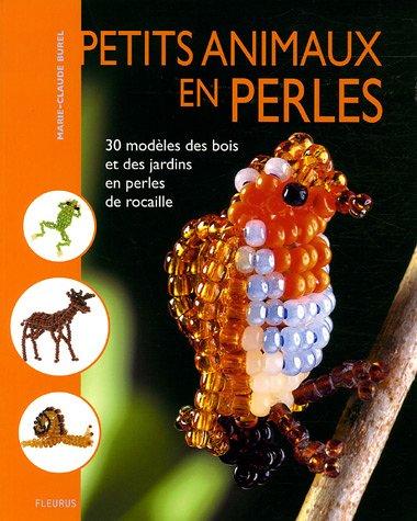 Petits animaux en perles