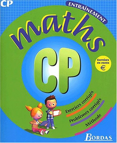 MATHS CP (NP) (Ancienne Edition)