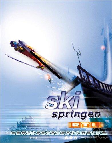 RTL Skispringen 2001