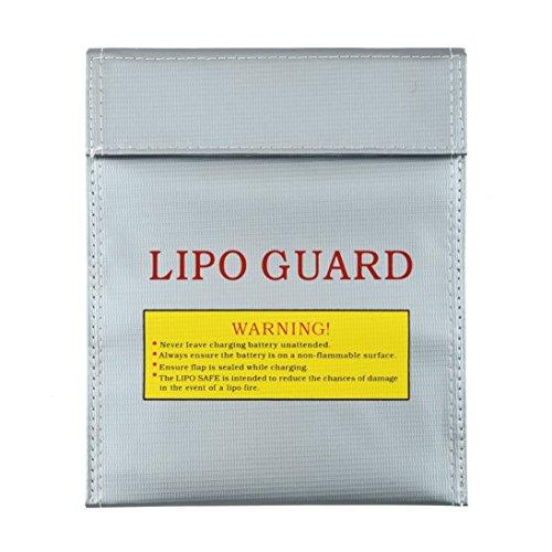 ToGames-ES RC LiPo Li-Po Batería Guardia Seguridad