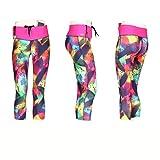 Formbelt® Laufhose Damen Capri Leggings (brazil)