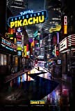 Import Posters Pokemon Detective Pikachu – U.S Movie Wall Poster Print - 30cm x 43cm / 12 Inches x 17 Inches